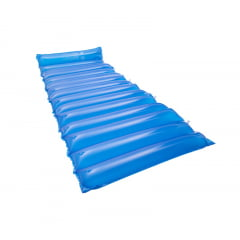 COLCHÃO INFLÁVEL TUBULAR (PVC 0,40 ) 1,90 X 0,80 CM