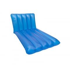 COLCHÃO ORTOPÉDICO ARTICULADO INFLÁVEL 1,90 X 0,90 CM (PVC 0,25)