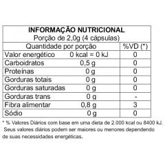Amora - 60 Cápsulas de 500mg