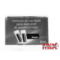 Refil Para pincel Board Master 5,5 ml Caixa c/ 20 unidades