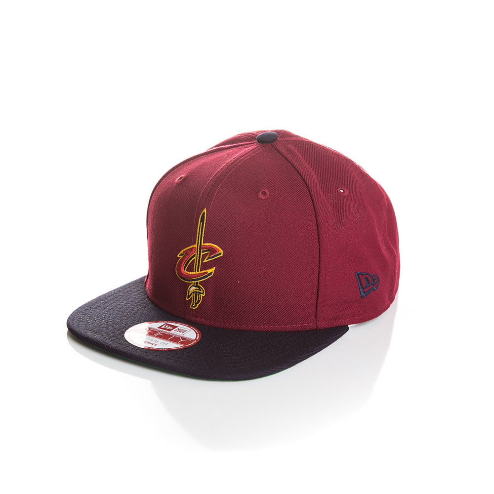 Bone New Era 9Fifty Cleveland Cavaliers original fit