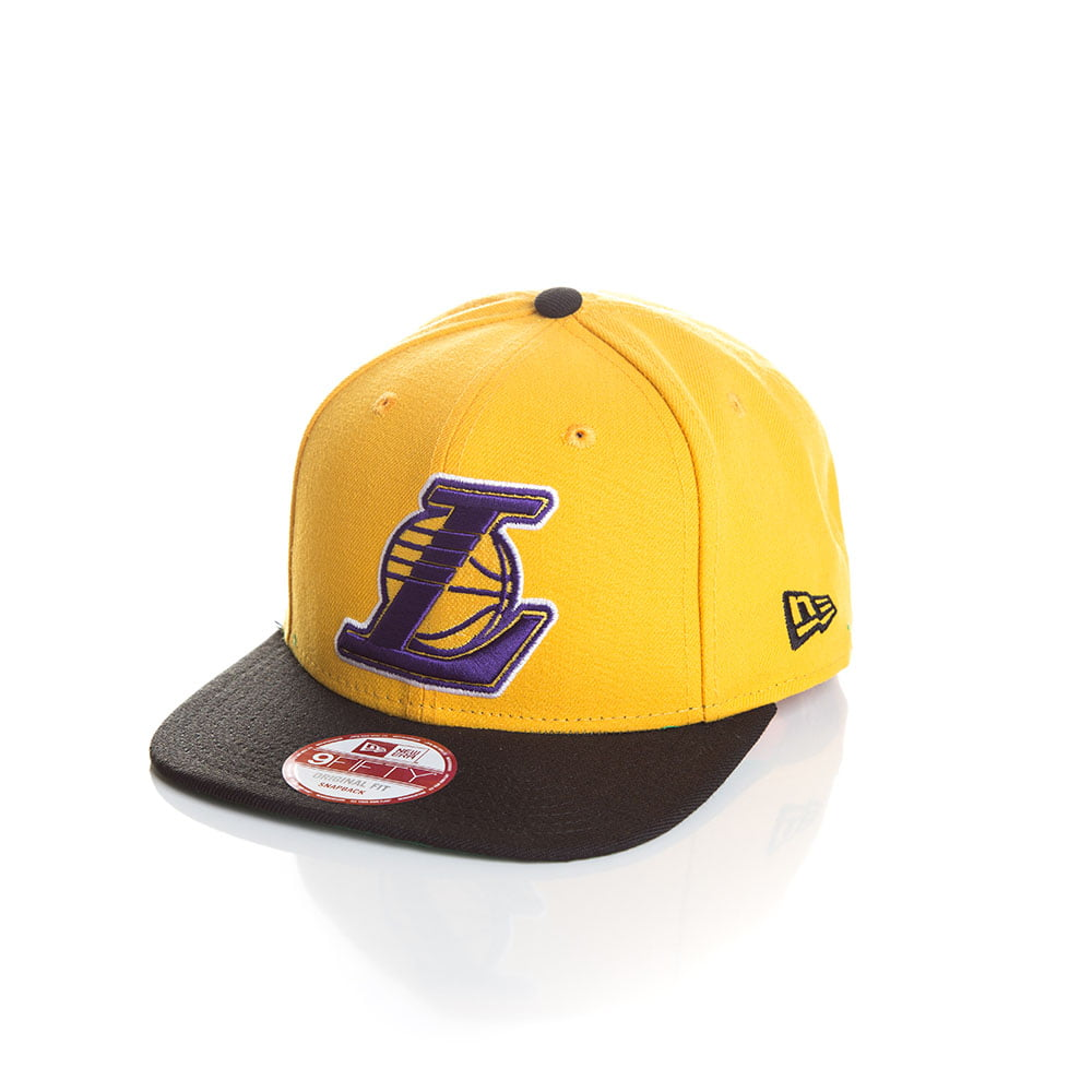 Bone New Era 9Fifty Los Angeles Lakers 2 tone original fit