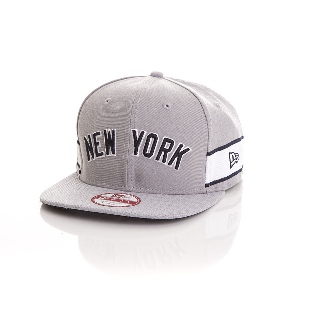 Bone New Era 9Fifty New York Yankees basic line