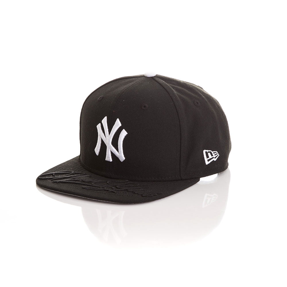 Bone New Era 9Fifty New York Yankees lettering aba