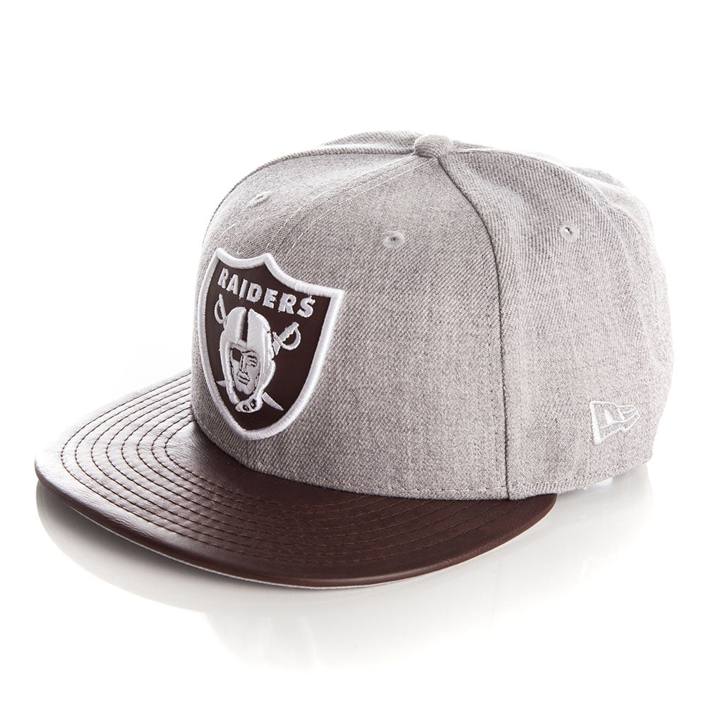 Bone New Era 9Fifty Oakland Raiders strapback