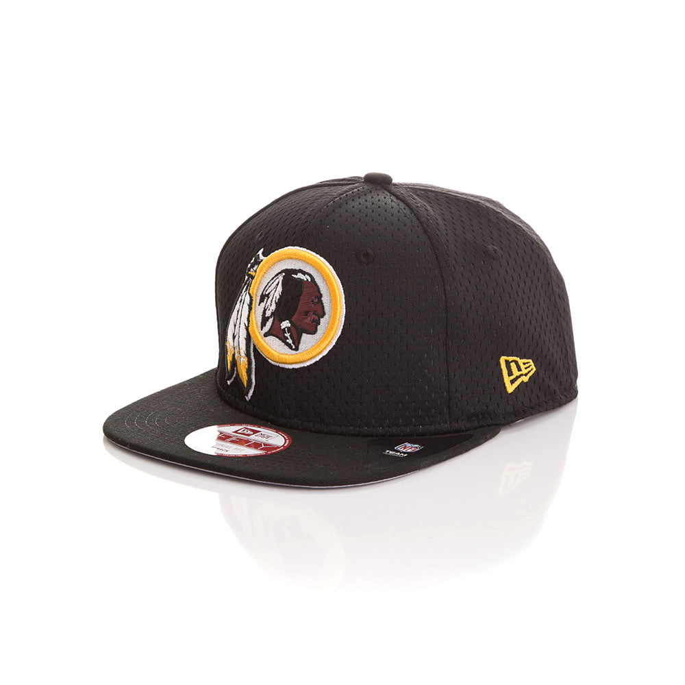 Bone New Era 9Fifty Washington Redskins team recess