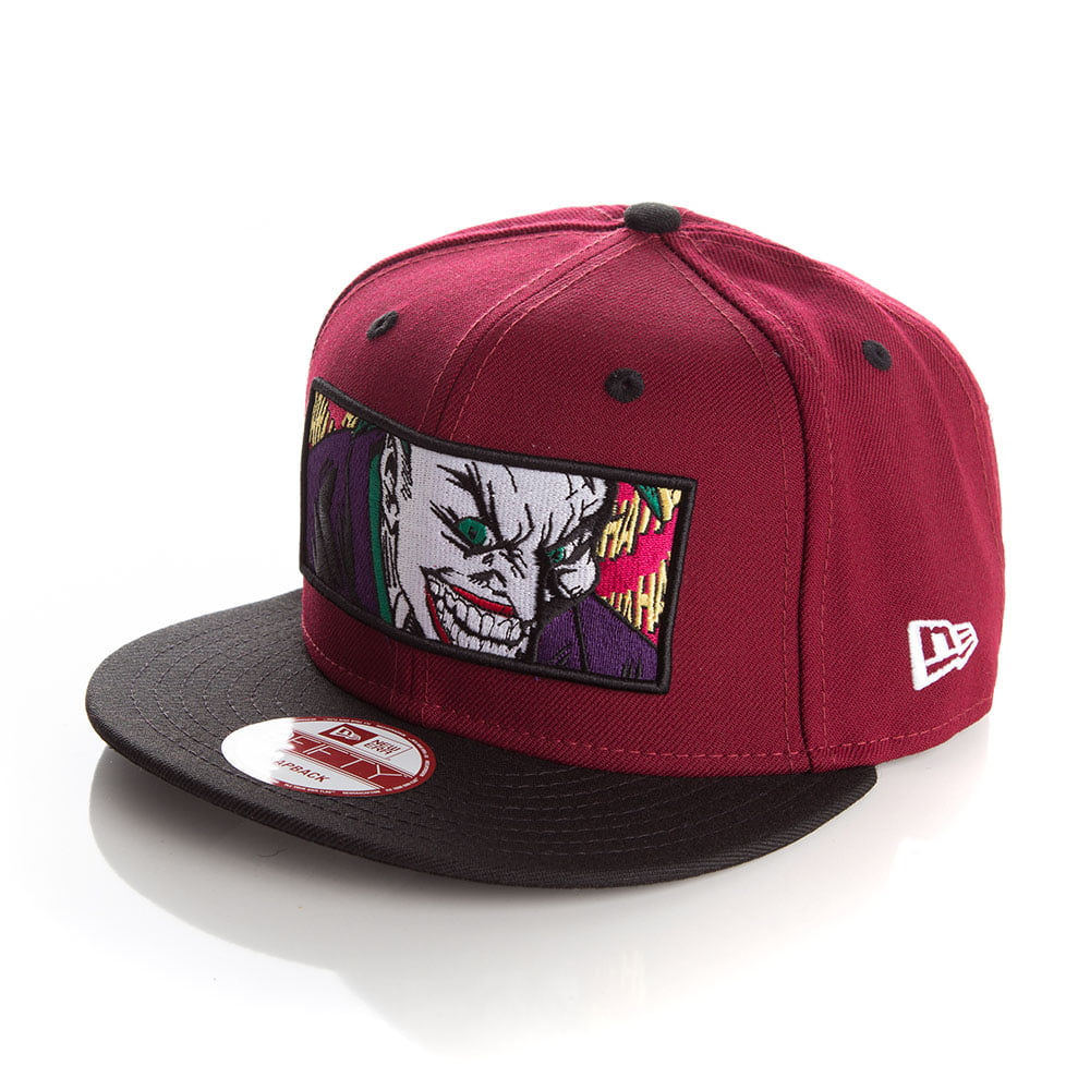 Bone New Era 9Fifty coringa