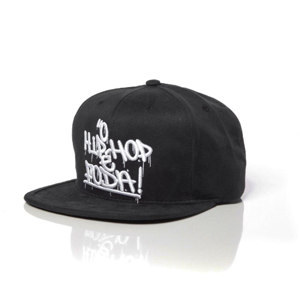 Bone O hip Hop e Foda - Preto