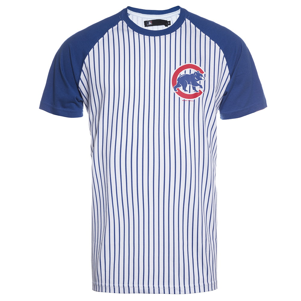 38435f4dc Camiseta New Era stripe Chicago Cubs