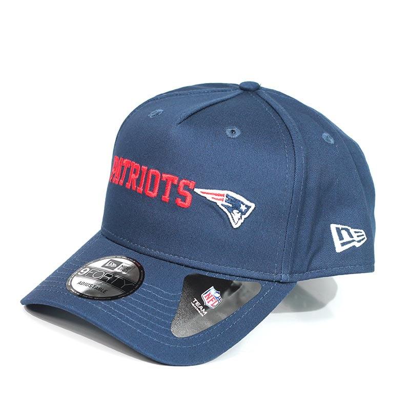 Bone New England Patriots New Era 9forty snapback azul 9f944055d43