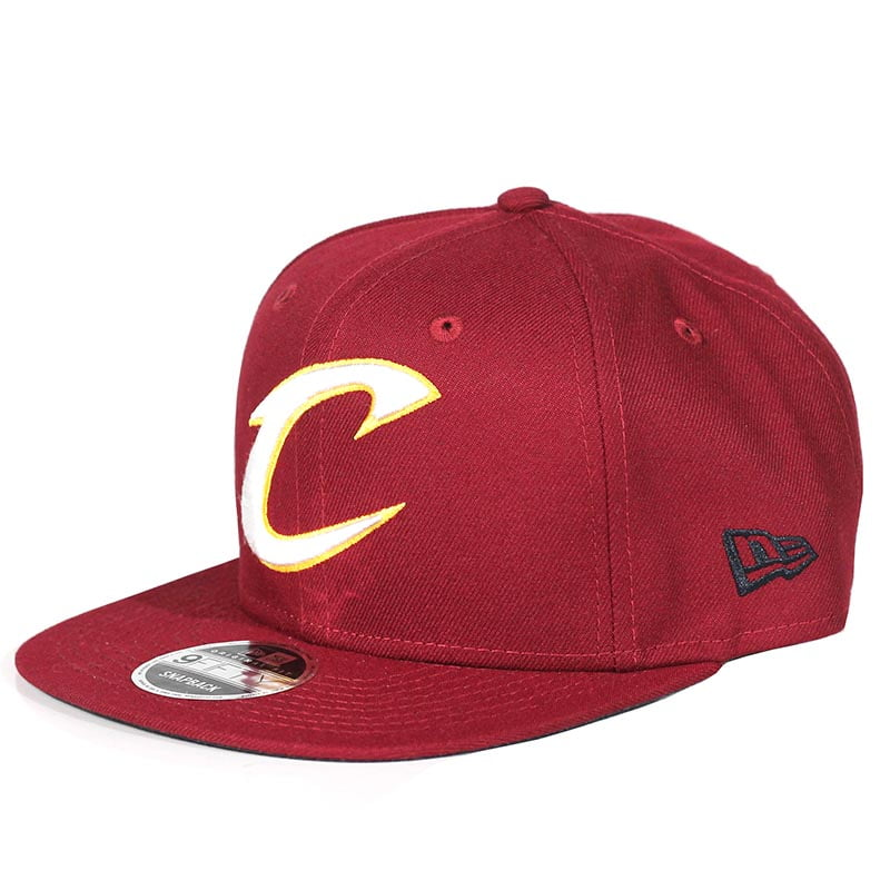 Bone Cleveland Cavaliers New Era 9fifty aba reta snapback