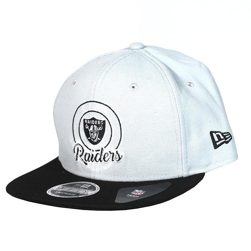 Bone Oakland Raiders New Era 9fifty snapback team headwear 2e48aea3b2c
