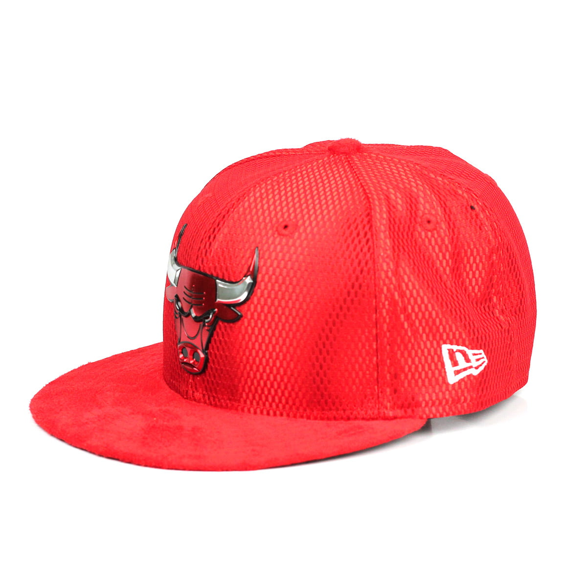 Bone Chicago Bulls New Era 9fifty nba 17 on court