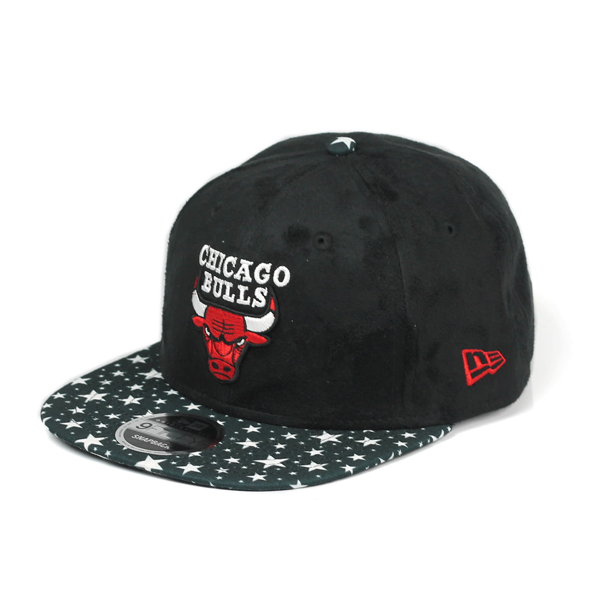 Bone Chicago Bulls New Era 9fifty star visor