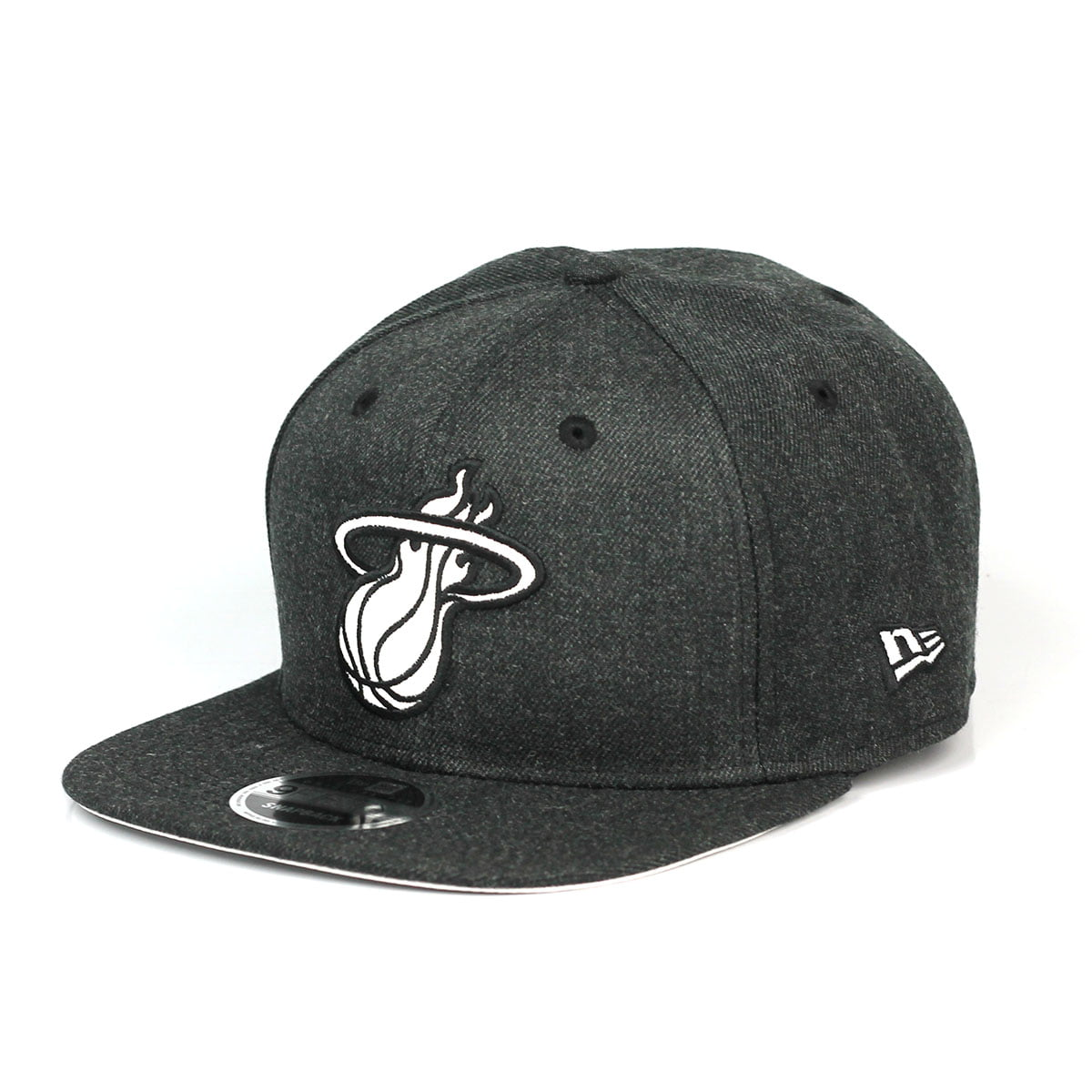 Bone Miami Heat New Era 9Fifty denim d22ee72aa5f
