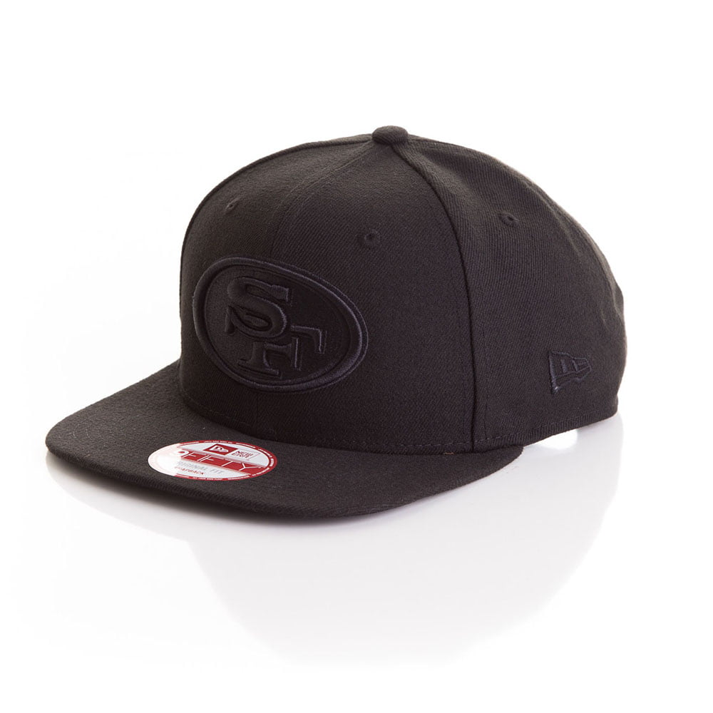 Bone New Era 9fifty San Francisco 49ers on black
