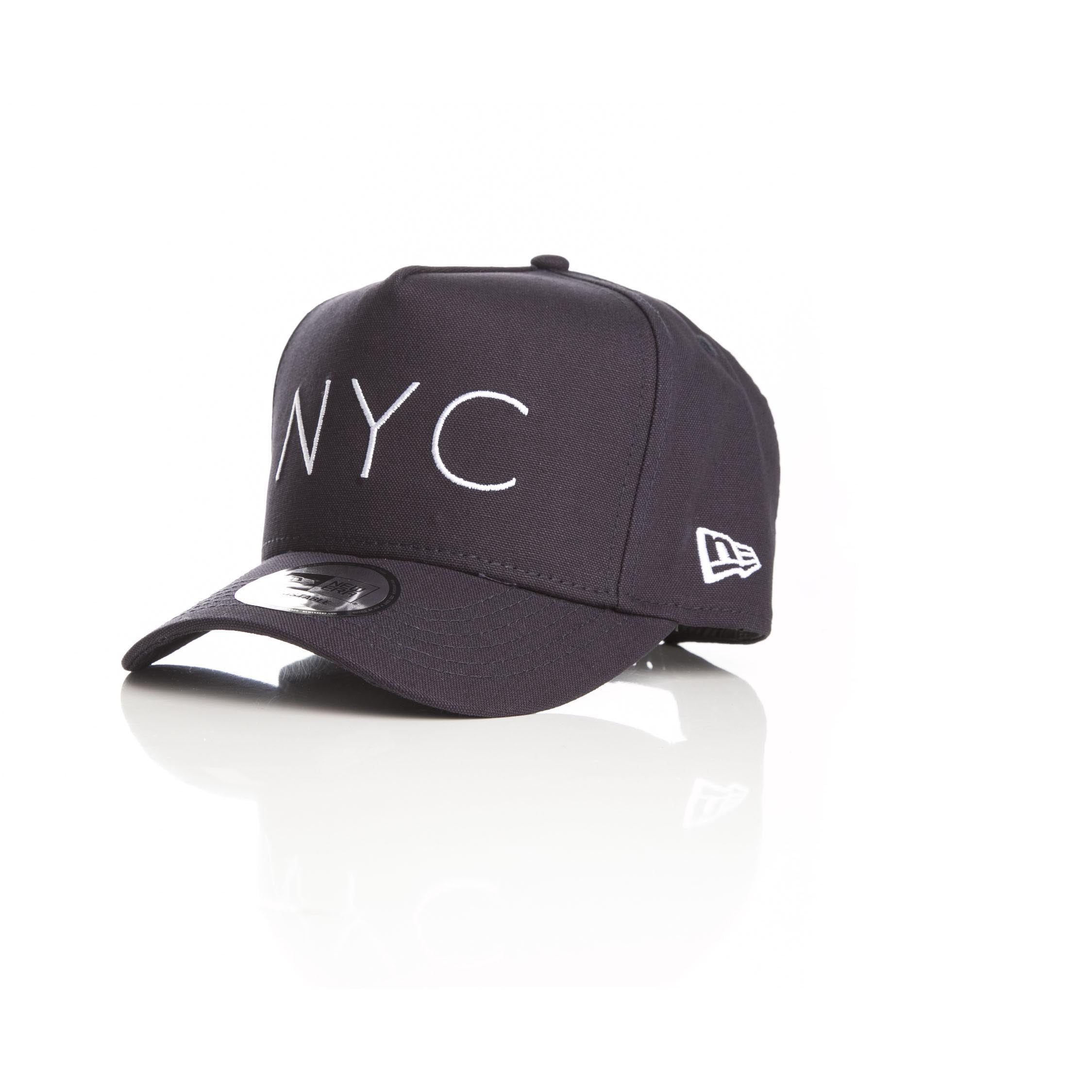 Bone New Era New York City 9forty navy