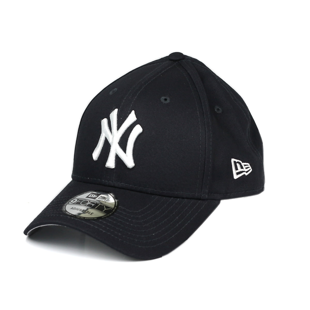 Bone New York Yankees New Era 9forty centric patch