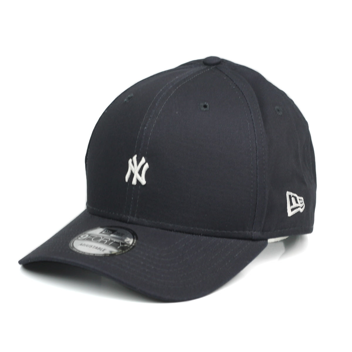 Bone New York Yankees New Era 9forty mini logo navy