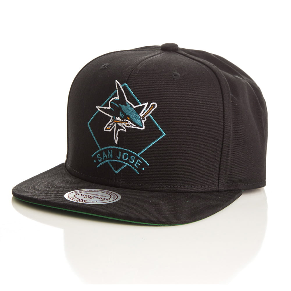 Bone San Jose Sharks Mitchell and Ness