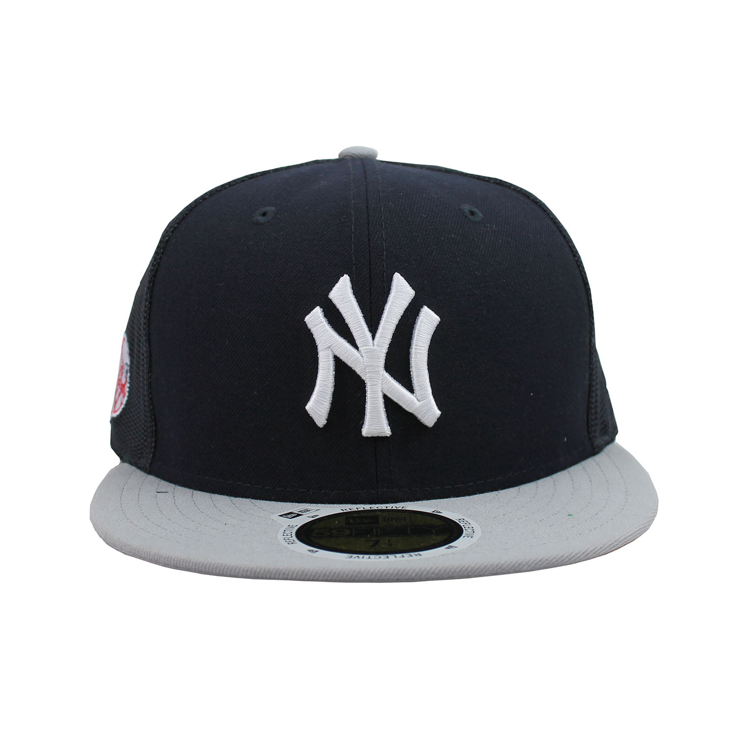 bone new era new york yankees 5950 mesh