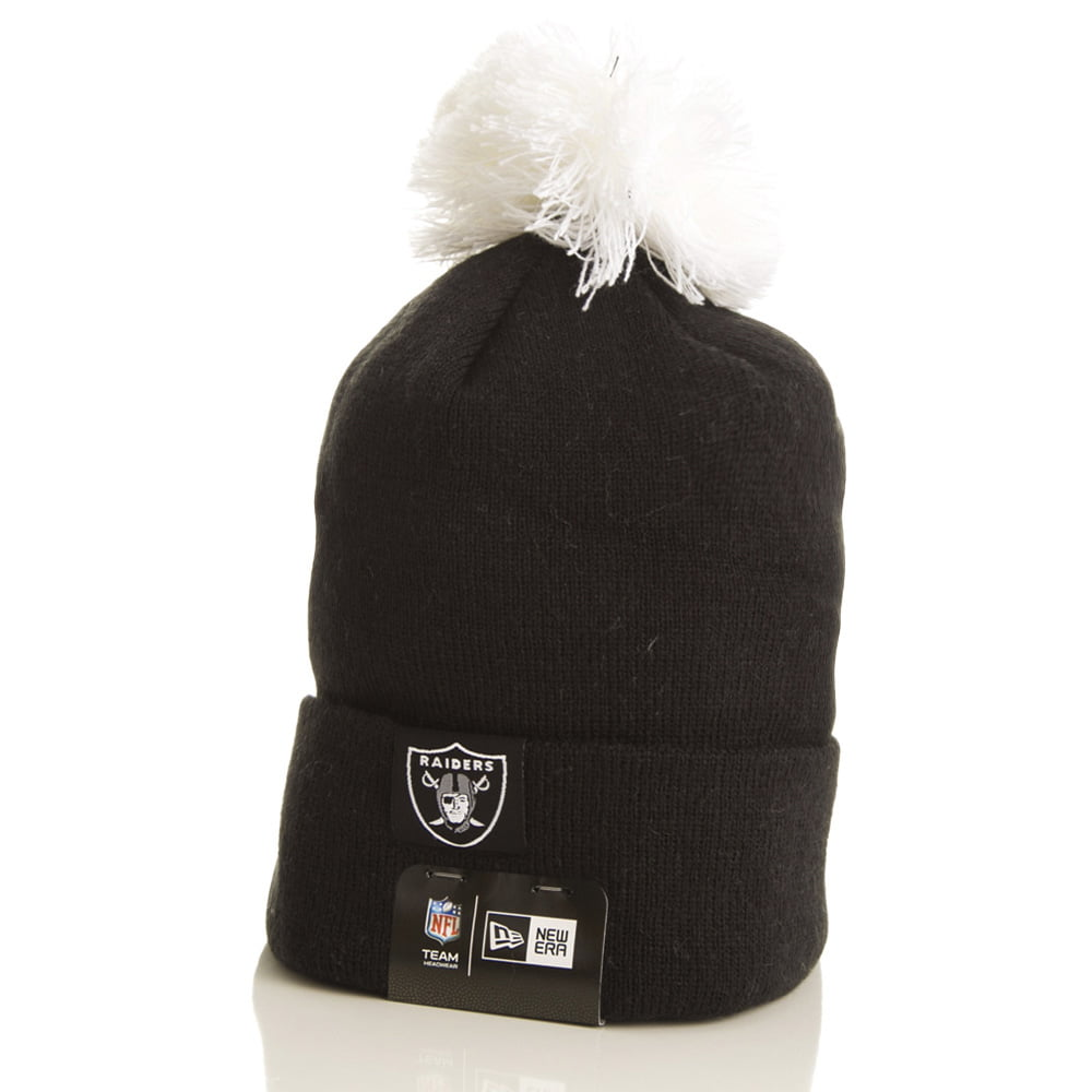 Gorro Oakland Raiders New Era sms otc da6f9fd2d20
