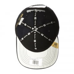 Bone Other Culture NYC aba curva snapback azul