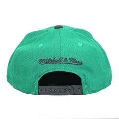 Boné Boston Celtics Mitchell And Ness Verde