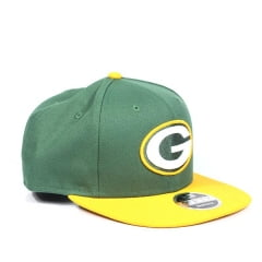 Boné Green Bay Packers New Era Verde