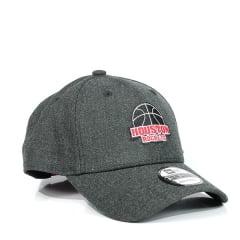 Boné Houston Rockets New Era Cinza