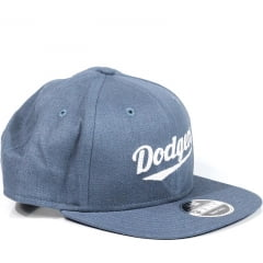 Boné Los Angeles Dodgers New Era Snapback Azul