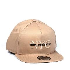 Boné New York City New Era Marrom
