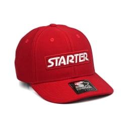 Bone Starter sticker vermelho