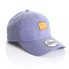 Bone New Era 39thirty oxford suede