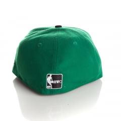 Bone New Era 59Fifty Boston Celtics 2tone