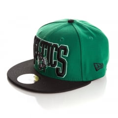 Bone New Era 59Fifty Boston Celtics 2tone