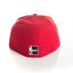 Bone New Era 59Fifty Chicago Bulls 2tone