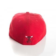 Bone New Era 59Fifty Chicago Bulls perferad