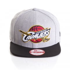Bone New Era 9Fifty Cleveland Cavaliers blk
