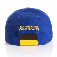 Bone New Era 9Fifty Golden State Warriors dois tons otc
