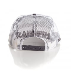 Bone New Era 9Fifty Oakland Raiders trucker snapback