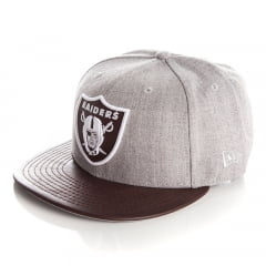 Bone New Era 9Fifty Oakland Raiders strapback 266253edb70