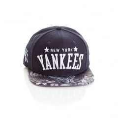 Bone New Era 9fifty New York Yankees botanic otc