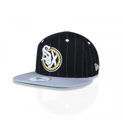 Bone New Era 9fifty chance the rapper chicago white sox preto