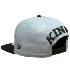 Bone new era 950 nhl los angeles kings cinza
