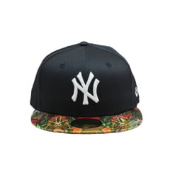Bone new era new york yankees 5950 snake visor