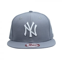 Bone new era new york yankees 950 cinza neyyan