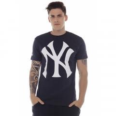 camiseta new era new york yankees marinho h0371