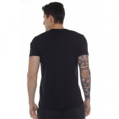 camiseta new era cap co preto h0322