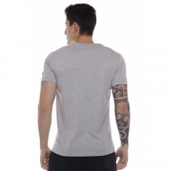 camiseta new era fresh mescla cinza h035